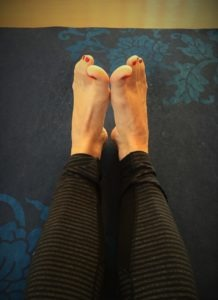 Inverting Feet